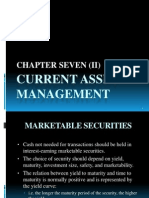 Chapter 7(II) - Current Asset Management