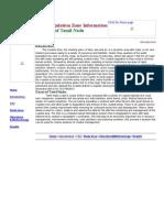 Coastal Regulation Zone Introduction
