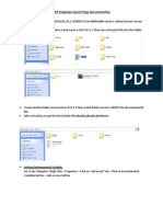 Employee Page Documentaion
