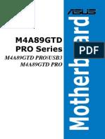 e5741 m4a89gtd Pro Series
