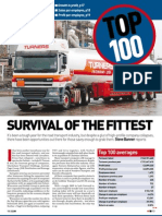 Motor Transport Top 100 2008