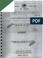 AGENCE INTERNATIONALE AMÉRICAINE  DE PRESSE LIBRE - PROJET REX 84 - Serge Monast, journaliste d'enquête