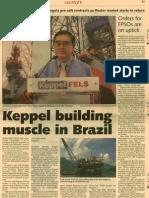 20091204KFELSUpstreamKeppel Building Muscle in Brazil