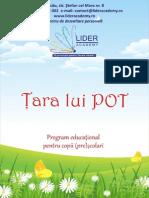Tara Lui POT-dezvoltare personala pentru copii marca Lider Academy