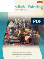 Realistic Painting Watercolor - Danniel Tennant