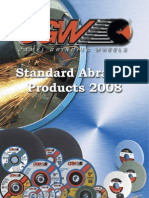 Coated Abrasive Products - Camel Grinding Wheels