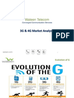 3G 4G Market Analysis in Pakistan