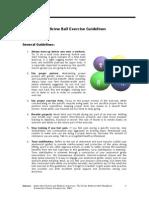 Medicine Ball Exercise (3)2009-2012 สมบูรณ์