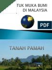 Bentuk Muka Bumi Di Malaysia