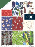 Textile Print Childern