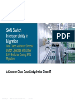 Cisco IT Case Study MDS-Interop Print