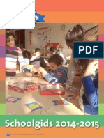 IKC-ZevenZeeën Schoolgids 2014-2015 HR