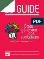 Guide du participant des Etats généraux