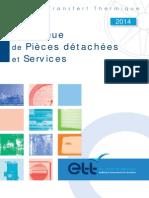 Catalogue Et Services