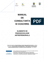 Manual Consultanta Coaching