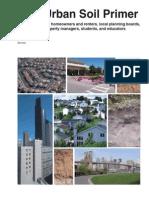 USDA Urban Soils Primer