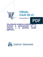 Visual Caja 3d x2 Instructivo
