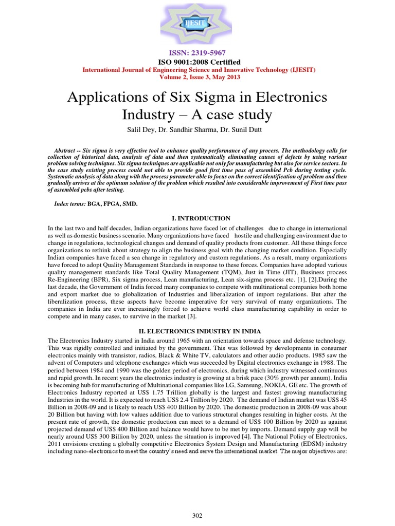 6 sigma in electronics printed circuit board soldering ccuart Images
