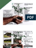 contoh brosur kesehatan lingkungan