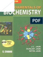 Fundamentals of Biochemistry J.L.jain 6th Edn 2005