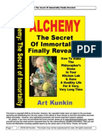 62242303 Alchemy the Secret of Immortality
