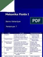 Fluid Mechanics Benno 7