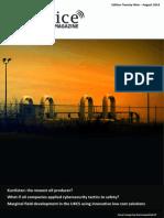OilVoice Magazine   August 2014