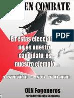 Fogoneros Prensa octubre 2007