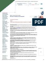 RH Portal - 5 Erros Que Profissionais Geniais Cometem No Trabalho - Avaliação de Desempenho