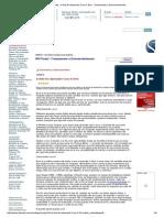 RH Portal - A Arte de Aprender Com O Erro - Treinamento e Desenvolvimento