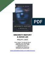 21175219 Philip K Dick Minority Report Completo Rev