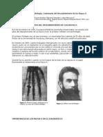 Desarrollo de La Radiología