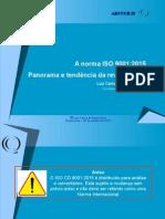 Panorama e Tendência Da Revisão ISO 9001-2015