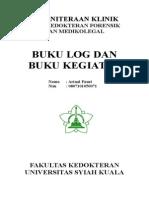 Buku LOG Kks ARI 2013