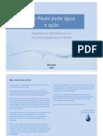 Plano de Aula - Água