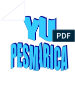 Pesmarica