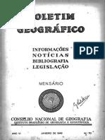 Bg 1949 v6 n70 Jan Geografia Médica Malária