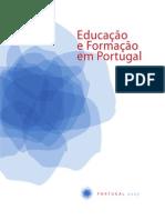 Educaçao Formaçao Em Portugal