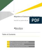 Deloitte Report - Outsourcing Not Achieving Goals