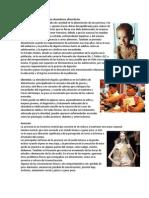 Enfermedades Asociadas a Trastornos Alimenticios