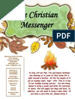 September 7 Newsletter