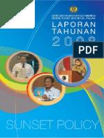 Laporan Tahunan DJP Tahun 2008-FINALE