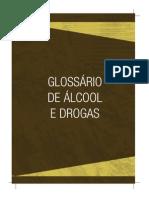 Glossario de Alcool e Drogas