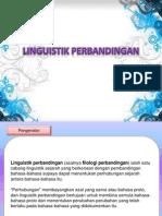Linguistik Perbandingan