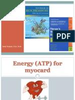 Energy for Myocard