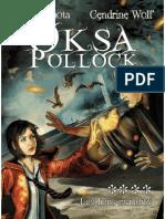 Plichota Anne Wolf Cendrine Oksa Pollock Tome 4 Le