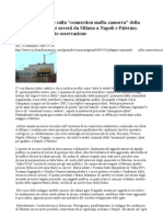2009 09 14 Indagine Nazionale Sulla Mafia-camorra Della Munizza Sic Ilia Inform