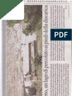 2009 10 09 Repubblica 09-10-2009 -percolato