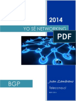 Yo Sé Networking Bgp