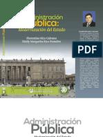 Administracion Publica -2013